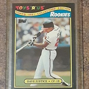 "Vintage Toys ""R"" Us / Topps 1991 Collector's Editi"